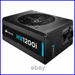 Corsair HX1200i High-Performance ATX Power Supply 1200W 80 Plus Platinum