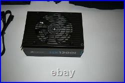 Corsair HX1200i Series 80 Plus 1200W Fully Modular Digital Power Supply Unit