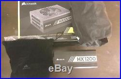 Corsair-HX1200w Fully Modular PLATINUM Power Supply