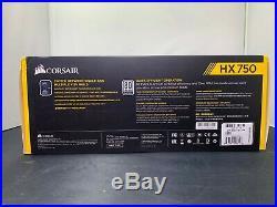 Corsair HX750 750W 80 PLUS Platinum High Performance ATX Power Supply CP-9020137