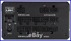 Corsair HX750i PC-Netzteil (Voll-Modulares, 80 Plus Platinum, 750 Watt, EU)
