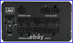 Corsair HX750i PC-Netzteil (Voll-Modulares Kabelmanagement 80 Plus Platinum)