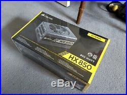 Corsair HX850W PSU Brand New Unopened 80 Plus Platinum