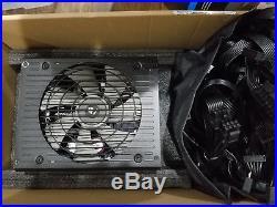 Corsair HX850i 850 Watt (850W) Fully Modular Power Supply, Platinum Certified