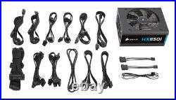 Corsair HX850i 850W ATX Black power supply unit CP9020073NA