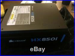 Corsair HX850i HXi Series ATX Power Supply 850W 80 Plus Platinum