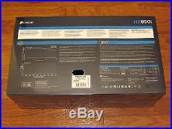 Corsair HX850i Power Supply 80 PLUS Platinum 850W PSU Modular NEW SEALED