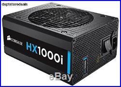 Corsair HXi Series HX1000i 1000 Watt (1000W) Fully Modular Power Supply