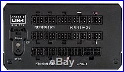 Corsair HXi Series, HX1000i, 1000 Watt (1000W), Fully Modular Power Supply, 80+