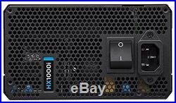 Corsair HXi Series HX1000i 1000 Watt 1000W Fully Modular Power Supply 80+ Pla