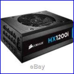 Corsair HXi Series, HX1200i, 1200 Watt 1200W, Fully Modular Power Supply, 80+