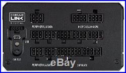 Corsair HXi Series, HX750i, 750 Watt (750W), Fully Modular Power Supply, 80+