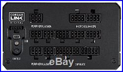 Corsair HXi Series, HX750i, 750 Watt (750W), Fully Modular Power Supply, 80+ Pla