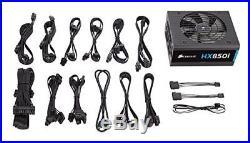 Corsair HXi Series, HX850i, 850 Watt (850W), Fully Modular Power Supply