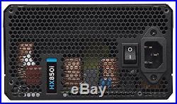 Corsair HXi Series, HX850i, 850 Watt (850W), Fully Modular Power Supply, 80+