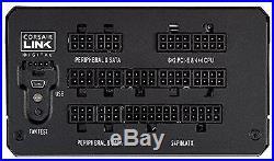 Corsair HXi Series HX850i 850 Watt (850W) Fully Modular Power Supply 80+ Plat