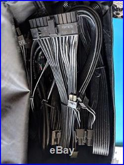 Corsair HXi Series HX850i 850W 80 Plus Platinum Certified PSU ATX Power Supply
