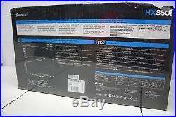 Corsair HXi Series HX850i 850W 80 Plus Platinum Full Modular ATX12 Power Supply