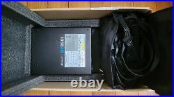 Corsair HXi Series HX850i 850W Platinum Modular Power Supply Black