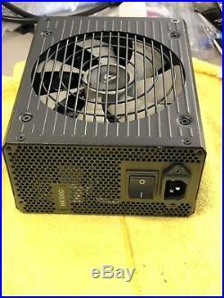Corsair HXi Series Hx1000 1000 Watt Fully Modular Power supply PSU