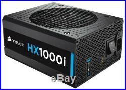 Corsair HXi Series Hx1000i 1000 Watt Fully Modular Power Supply (Used)