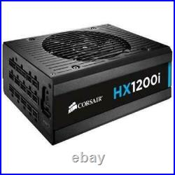 Corsair Hxi Hx1200i Atx12v & Eps12v Power Supply 120 V Ac, 230 V Ac Input
