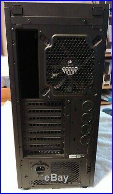 Corsair Obsidian Series 550D Mid-Tower Case + Power Supply + DVD + Card Reader