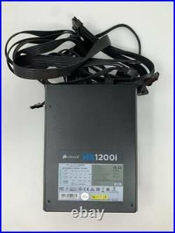 Corsair Power Supply CP-9020070-NA HX-1200i 1200W ATX Fully Modular