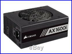 Corsair Power Supply CP-9020087-NA AX1600i Digital ATX 80+ TITANIUM 1600 Watt