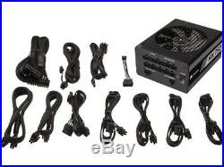 Corsair Power Supply CP-9020137-NA HX750 750W 80 Plus Platinum