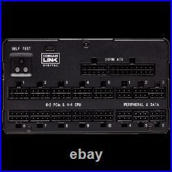 Corsair Power supply AX1600i 1600W Full Modular PSU 80+ Titanium CP-9020087-EU