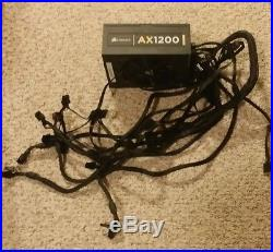 Corsair Professional Series AX 1200W ATX Modular 80 PLUS Gold AX1200
