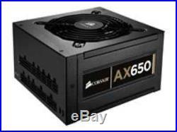 Corsair Professional Series Gold 650-Watt 80 Plus Gold Certified High Modular