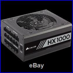 Corsair Professional Series HX 1000W'80 Plus Platinum' Modular Power Supply