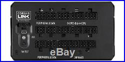 Corsair Professional Series HX1200I 1200W ATX 80 Plus Power Supply 105488