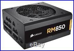 Corsair RM Series 850 Watt ATX/EPS 80PLUS Gold-Certified Power Supply CP