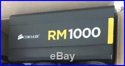 Corsair RM1000 1000W Fully Modular ATX 80 PLUS Gold PC Computer Power Supply