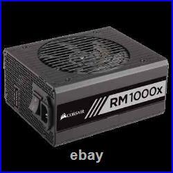 Corsair RM1000X Modular 80 Plus Gold 1000W PSU Power Supply