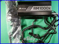Corsair RM1000X Power Supply Unit-Fully Modular PSU for ATX Gold Plus