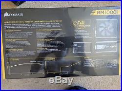Corsair RM1000i 1000Watt PC Power Supply Unit Unused in sealed original box
