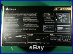 Corsair RM1000i Gold 1000W Fully Modular ATX PSU Boxed