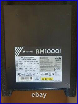 Corsair RM1000i Power Supply 1000W PSU RM1000i