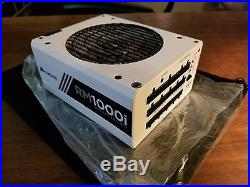 Corsair RM1000i White SPECIAL EDITION 1000W Gold Certified Power Supply