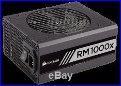 Corsair RM1000x 1000W ATX Black power supply unit fully modular
