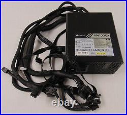 Corsair RM1000x 1000W Fully Modular Desktop Power Supply RPS0018 CP-9020094