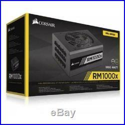 Corsair RM1000x 1000W PSU Fully Modular ATX 80 PLUS Gold Power Supply