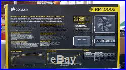 Corsair RM1000x 80Plus Gold Rated Power Supply 1000 watts