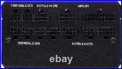 Corsair RM750 2019 750W PC Power Supply Unit 80PLUS GOLD PS862 CP-9020195-JP JPN