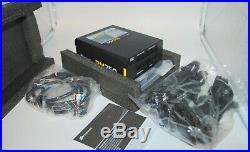 Corsair RM750 Ultra-Quiet Power Supply, 750 Watt, Modular, 80+ Gold Certified