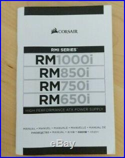 Corsair RM750i 750 Watt Power Supply Unit PSU